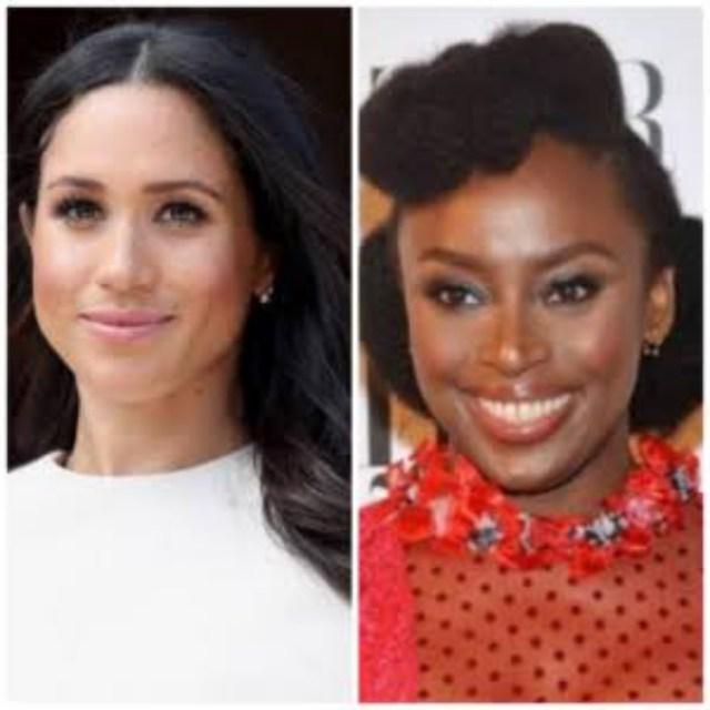 Duchess, Meghan Markle to feature Chimamanda Ngozi Adichie on  Vogue Magazine