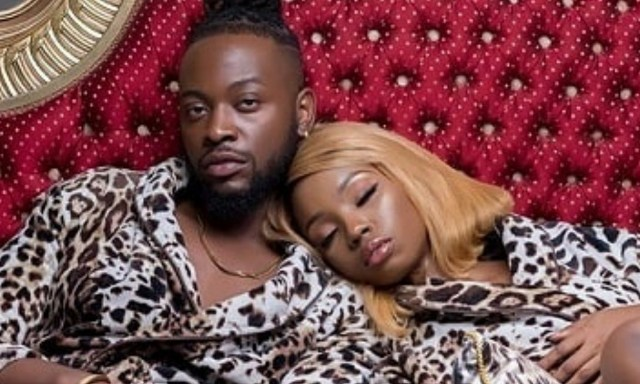 Teddy A and Bambam begin their marriage rite