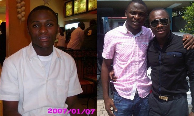 Social media users react over Ubi Franklin's throwback pictures