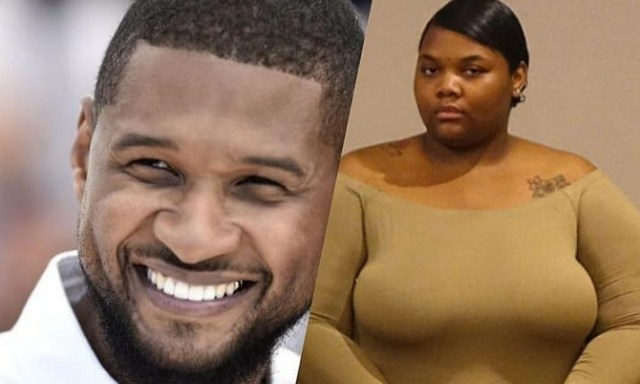 American lady drops lawsuit against singer, Usher