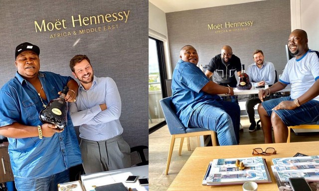 Cubana Chief Priest signs ambassadorial deal with Moët and Hennessy