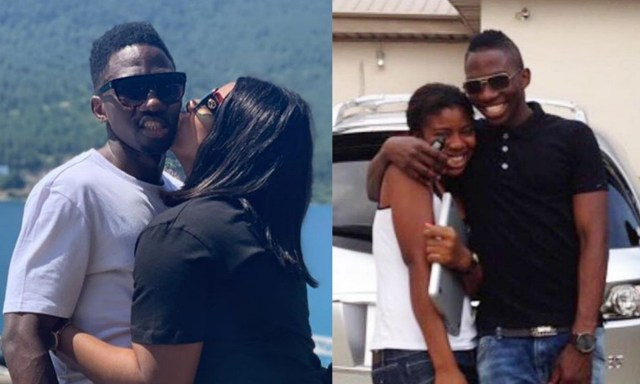 Super Eagles defender, Omeruo shares funny anniversary post with wife Chioma