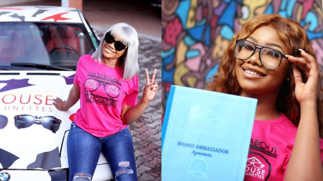 BBNaija's Tacha secures first deal, becomes House of Lunettes brand ambassador