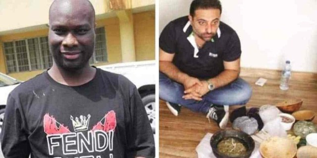 EFCC arrests Mompha's Lebanese accomplice, Hamza Koudeih, discovers charms and talismans