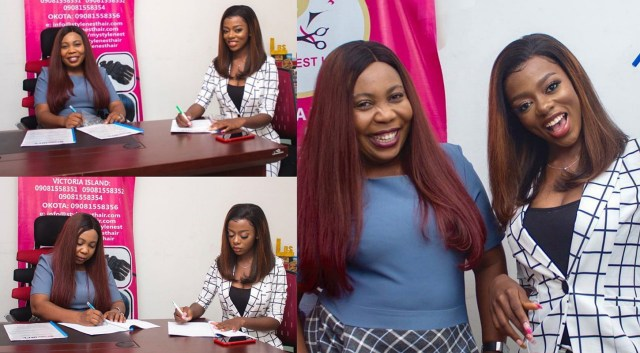 Reality star Diane signs second endorsement with Stylenest Hair