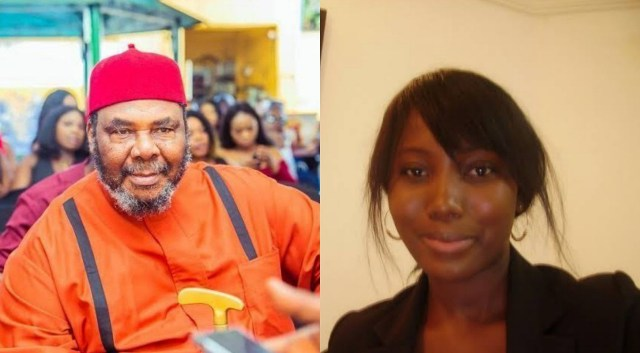 Nigerians slam writer Sugabelly who claims Pete Edochie is a bad actor