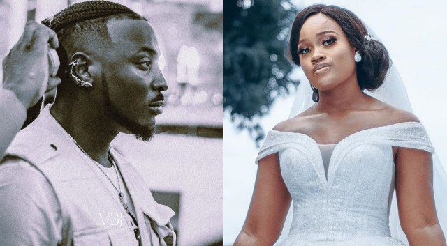 Music star Peruzzi finally confirms relationship with BBNaija's Cee-C