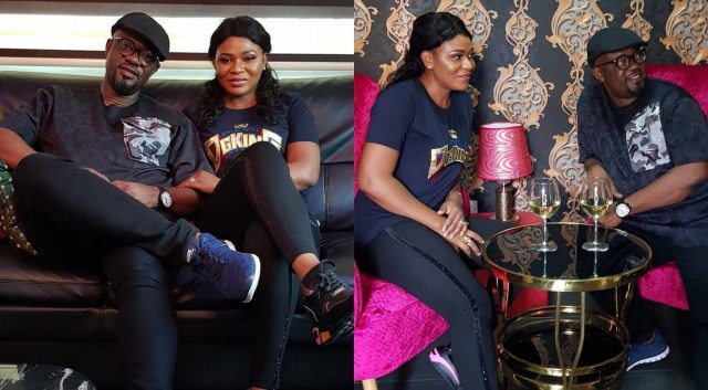 I'm better person today because of you – Charles Inojie's wife tells him as they mark 7 years anniversary