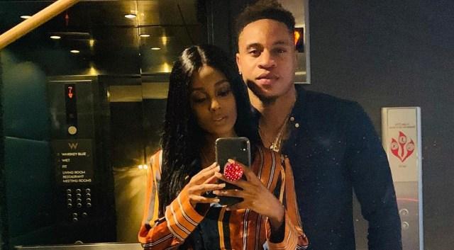 Nigerian-American actor, Rotimi publicizes relationship with Tanzanian girlfriend Vanessa Mdee
