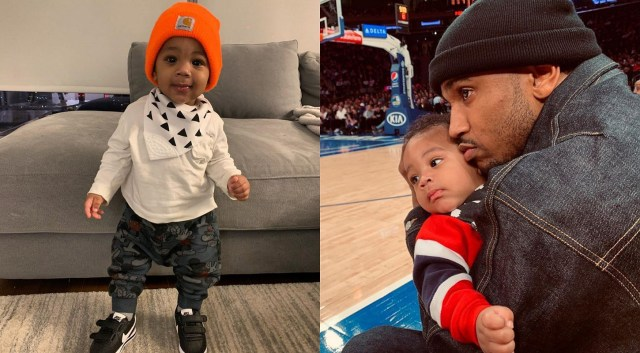 My 7 month old baby stands on his own – Music star Trey Songs says