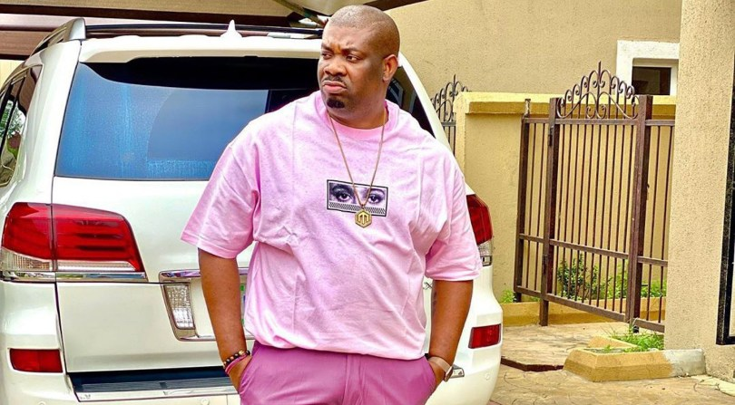 It's time to get a wife, so she can be ironing your clothes – Troll tells Don Jazzy over his rumpled dress