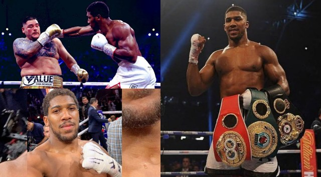 Anthony Joshua defeats Andy Ruiz Jr to win his 2nd World Heavyweight tittle