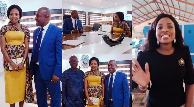 BBNaija's Cindy becomes the ambassador for Made in Aba project