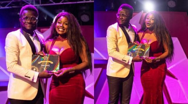 OAP Honey Ojukwu wins Female OAP of the Year at Galaxy Music Awards 2019