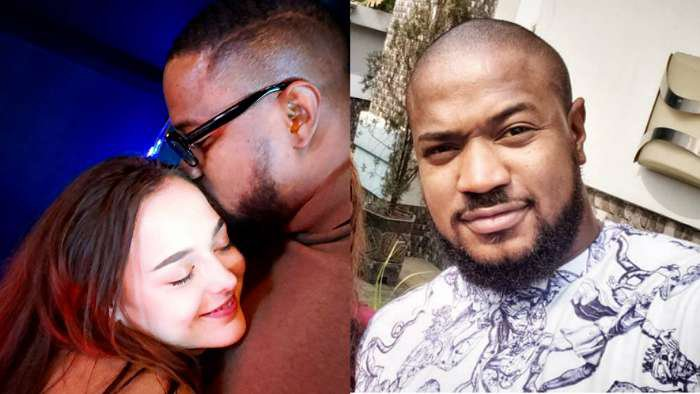 Actor, Mofe Duncan finds new partner after his 3-year-old marriage with Jessica Kakkad crashed