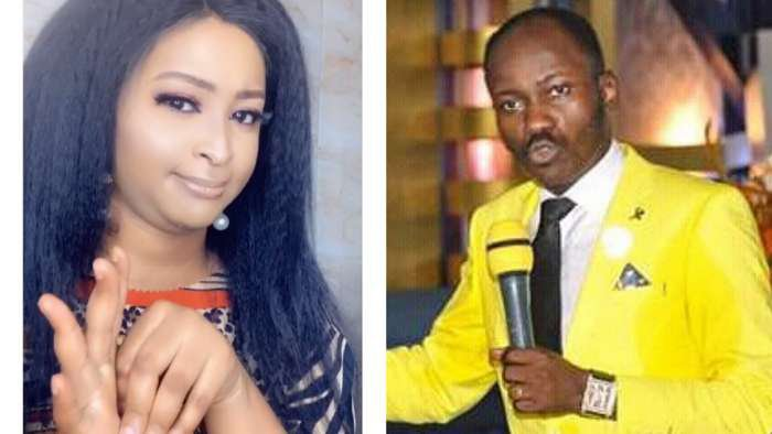 Actress, Etinosa apologizes to Apostle Suleman for blasting him after he preached against bleaching