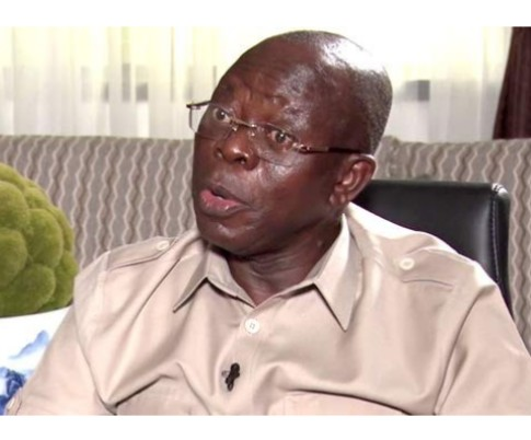 Why Are You Looking At Me With Pity? – Oshiomhole Asks Journalists