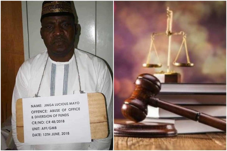Nigerian Bishop Bags Jail Term For Stealing N69M Meant For Pilgrimage