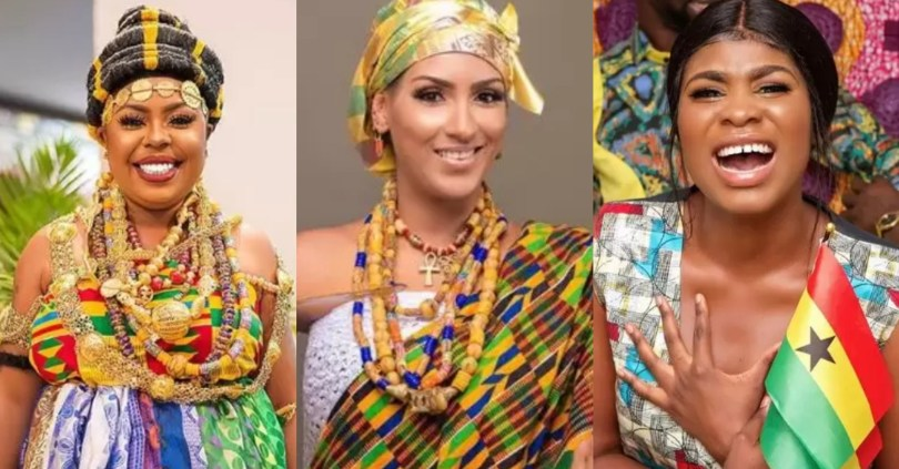 Juliet Ibrahim, others, celebrate Ghana's Independence Day in Grand Style
