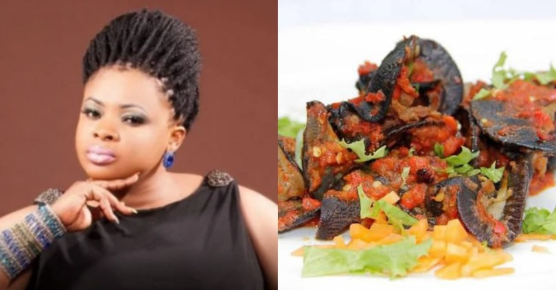 """I Need Someone That Can Eat My Snail"" – Actress Dayo Amusa"