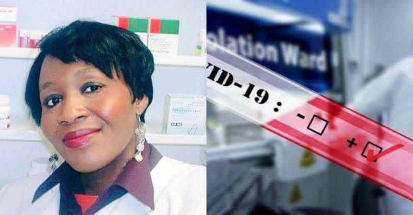 """A Big Nigerian Celebrity has tested positive to Coronavirus"" – Kemi Olunloyo warns Nigerians"