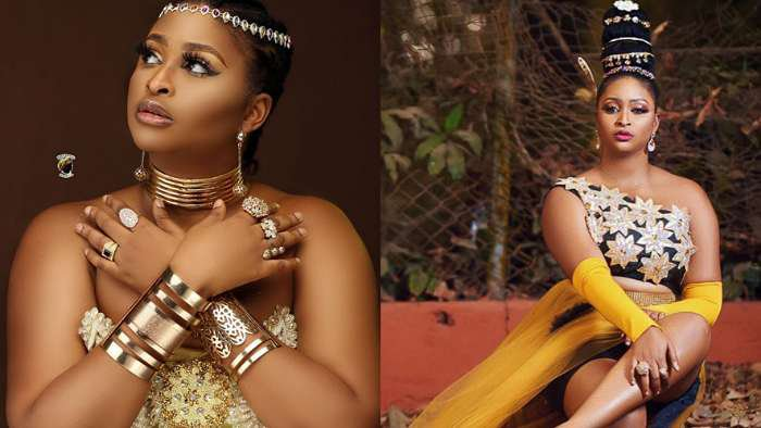 Actress, Etinosa shares jaw-dropping photos to mark her birthday