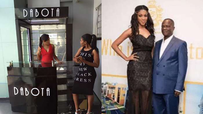Ex-Beauty queen, Dabota Lawson recounts being mocked at her kiosk for leaving her billionaire husband