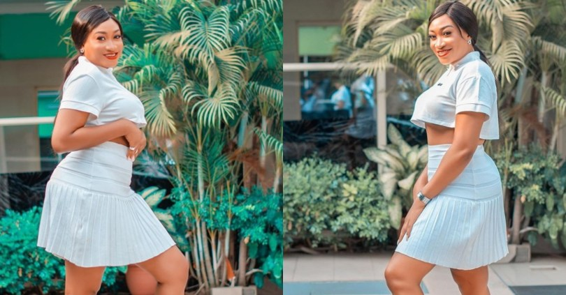 Nollywood actress, Oge Okoye slays in new adorable photos