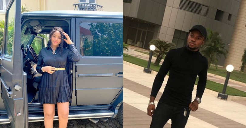 """Pretty Young Granny"" – Nigerian man trolls Regina Daniels for marrying an old man"