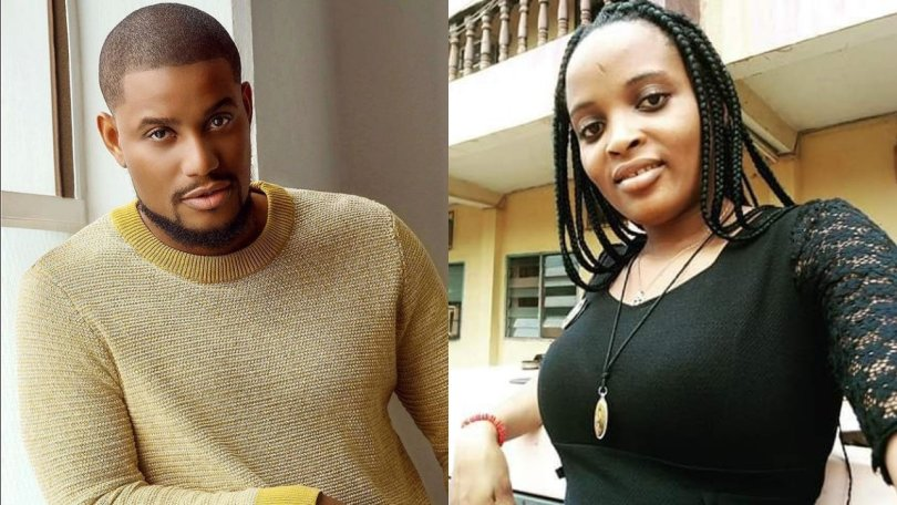 """""""Now you're special to me cos you bear my younger sister's name, Amarachi"""" – Alexx Ekubo tells fan who sang with his name"""
