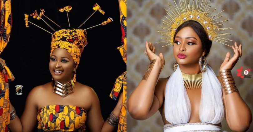 """""""Is he aware that you smoke Indian Hemp with Bible pages?"""" – man drags actress, Etinosa over her newly found love"""