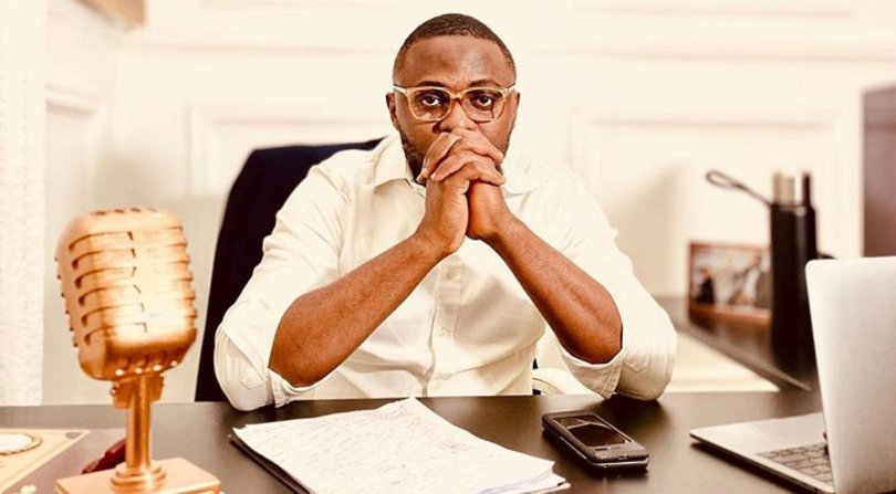Covid-19: Ubi Franklin donates his 4 months salary to Cross Rivers State govt