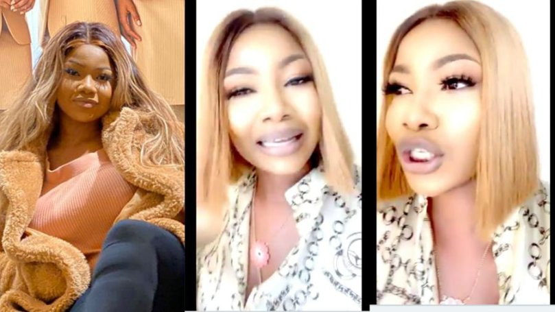 BBNaija's Tacha goes hard on opposing fans, calls them 'Bitter Leaf FC'