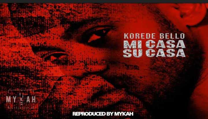 Download Instrumental Korede Bello – Mi Casa Su Casa (Reprod. By Mykah)