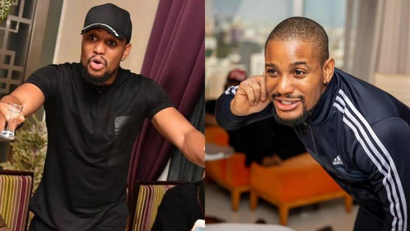 Actor Alexx Ekubo clears air over falsification of his interview video by Instagram bloggers