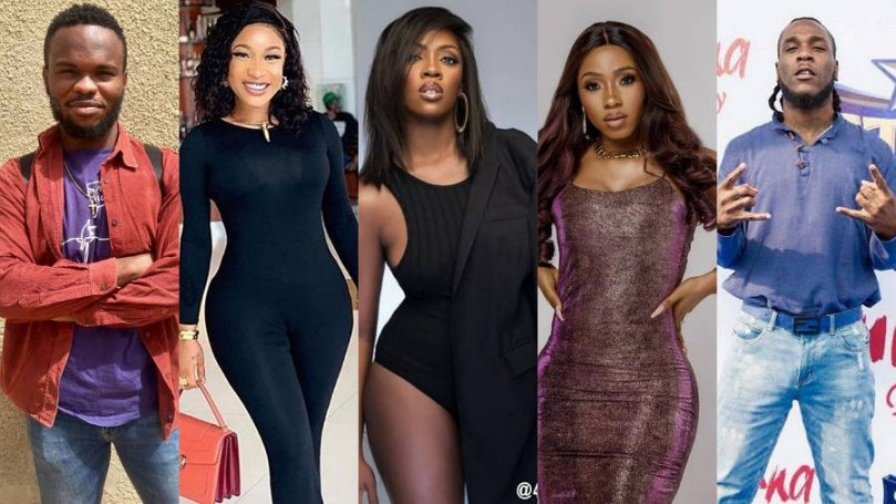 Man reveals 5 Nigerian celebrities he dislikes with passion, gives reasons
