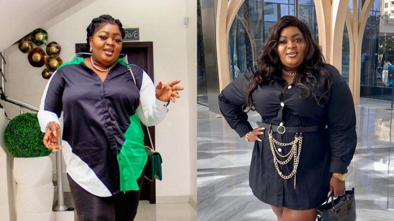 Actress, Eniola Badmus says she's looking for stranger who sent her N1M
