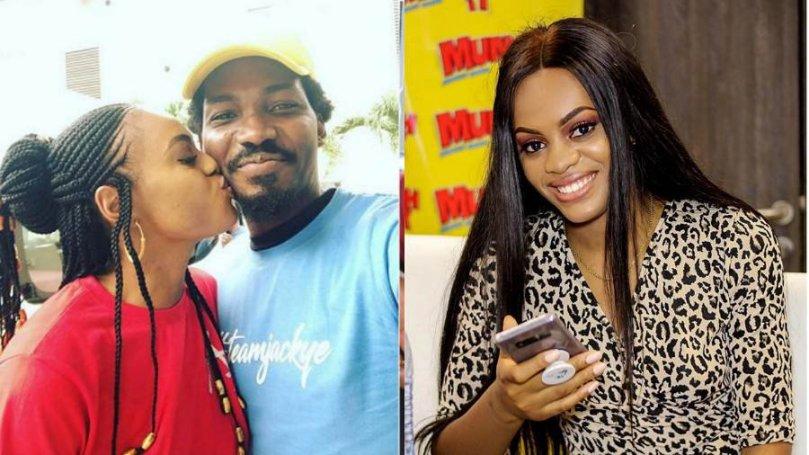 BBNaija Jackye and her boyfriend, Kosemani are back together