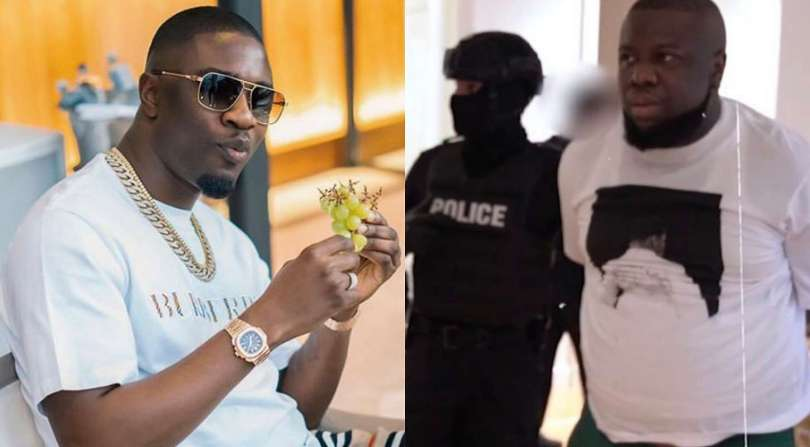 UPDATE: Hushpuppi's cohort, Woodberry falls sick 9 days in Moshannon prison
