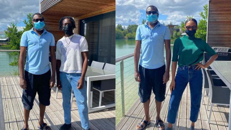 'I drove 2 hours to visit my daughter and her boyfriend' – Femi Otedola