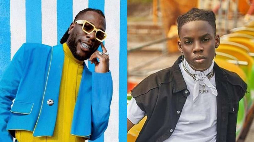 REMA receives first BET Awards nomination, Burna Boy doubles; See nominees list