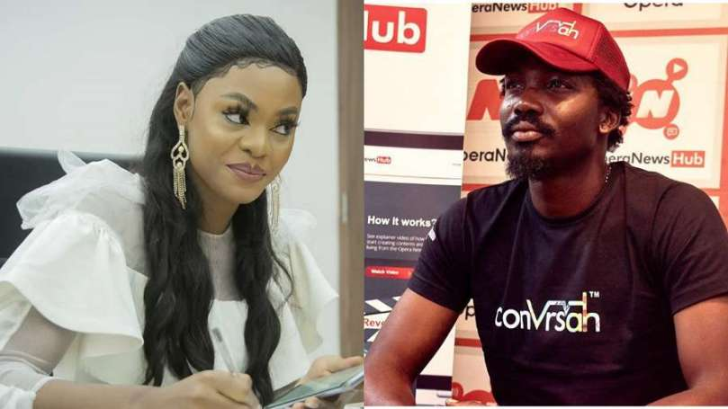 BBNaija Jackye's ex-boyfriend, Kosemani steps close to winning back her heart, shares a post