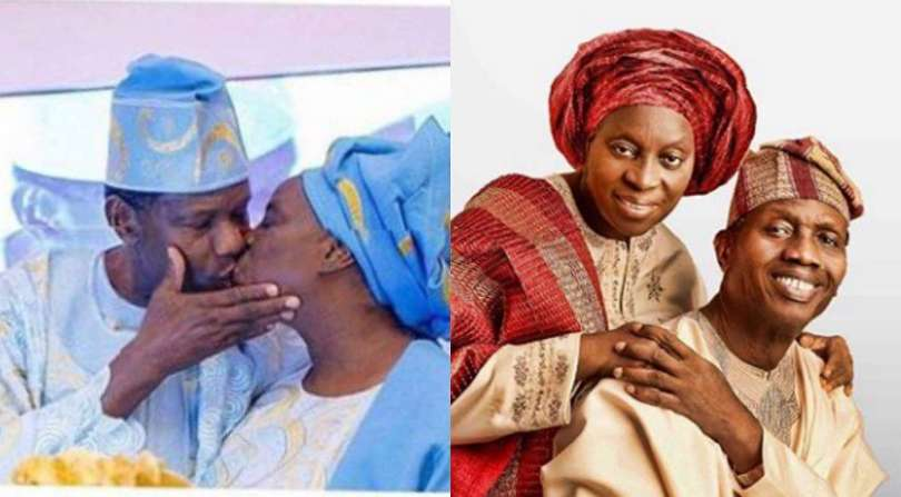 Pastor Adeboye celebrates wife, Folu at 72, says she still cooks and serves him food