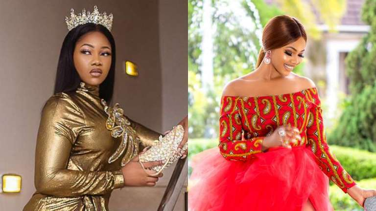 Tacha verily refers to herself as 'trouble' while gushing over her beauty