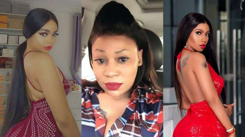 Actress Maryam Charles advises young girls to desist from looking at Mercy Eke and Nengi as role models