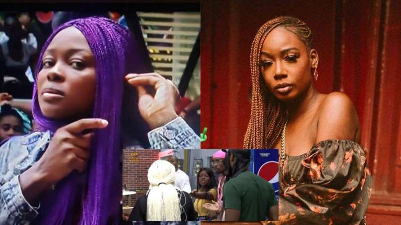 BBNaija2020: Tolanibaj and Ka3na fight over food (video)