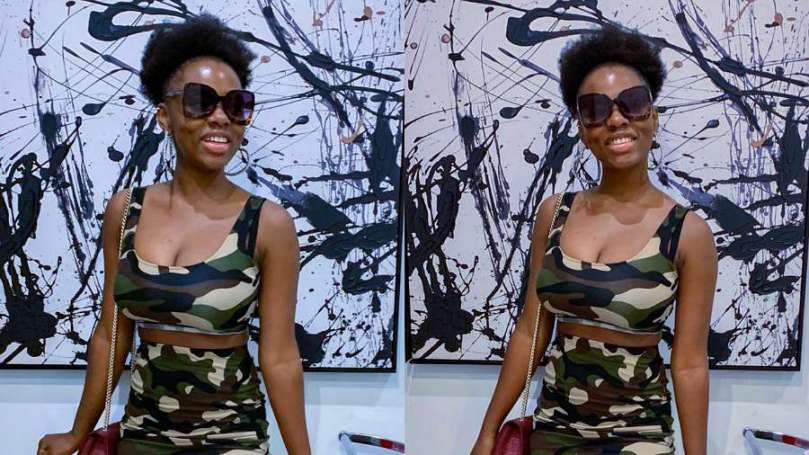 'I survived lots of flogging in military school' – BBNaija's Diane