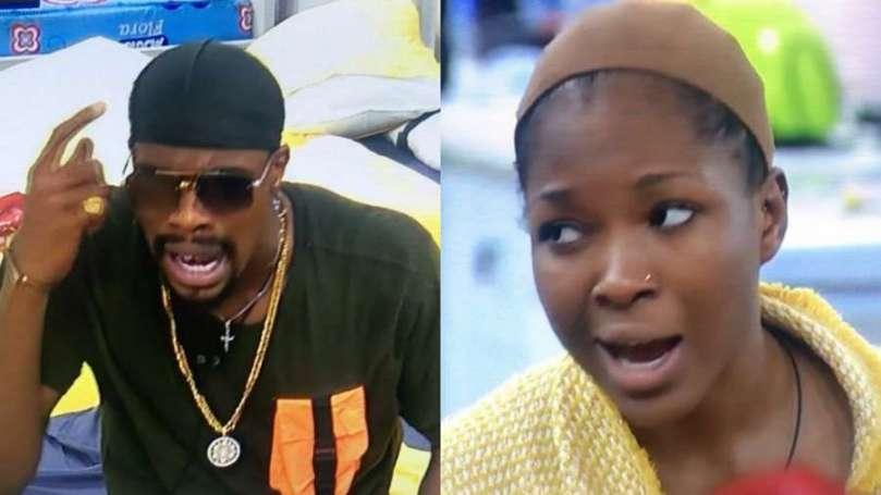 BBNaija: Back and forth with NeoVee-ship, they finally call it quits (video)