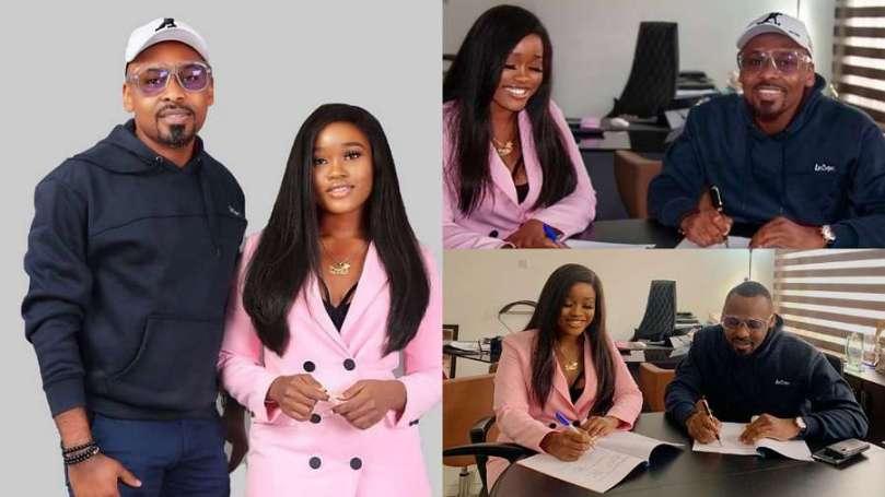 BBNaija's Cee C signs multimillion naira partnership deal