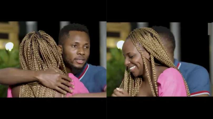 BBNaija: 'Wathoni and I are together now' – Brighto confirms in interview (video)